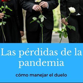 Las pérdidas de la pandemia