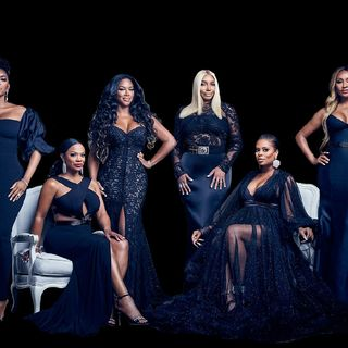 (Review) #RHOA Sea12:10 Living On The Edge Recap Only!!