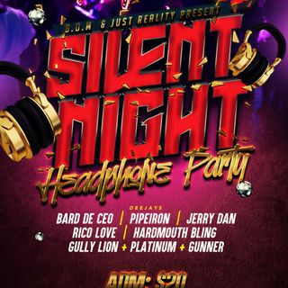 SILENT NIGHT 25TH DECEMBER 2018 CRYSTAL'S OUTBACK (BARD INTL & PIPE IRON)