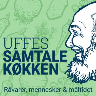 Uffes Samtalekøkken - Finn Møller