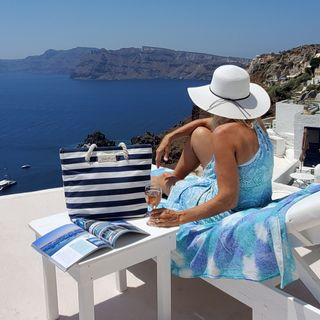 Big Blend Radio: Marisa Hammerbeck - PortoVino with a View in the Greek Isles