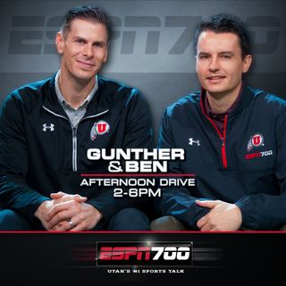 Gunther and Ben - 5-28-19 - Hour 1