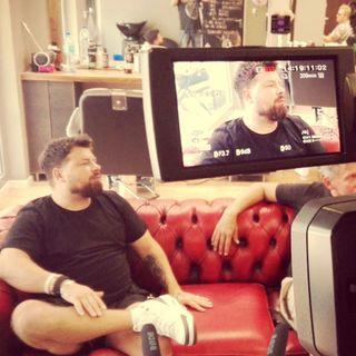 Damian's Barber Shop bez tajemnic. Gospodarska wizyta u mistrza barberingu Damiana Zakrzewskiego w RF Podcast