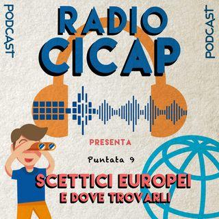 Radio CICAP presenta: Scettici europei e dove trovarli