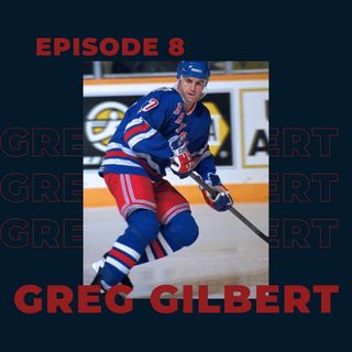 Ep. 8- Greg Gilber‪t‬