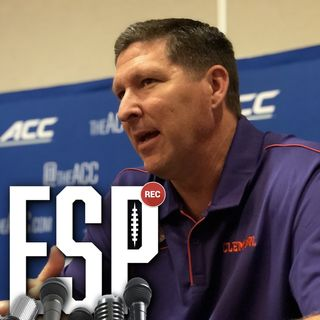 #ESPodcast Ep. 11 - Interview w/ Brad Brownell & Outlook for Clemson MBB