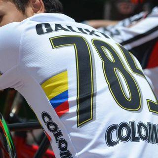 Miguel Calixto ,  un atleta de alto rendimiento comparte sus historias de vida en el BMX.