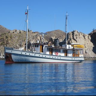 Cruising the Sea of Cortez, Baja California