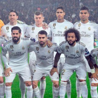 Real Madrid ajusta salario a jugadores de su equipo A de Fútbol y Baloncesto