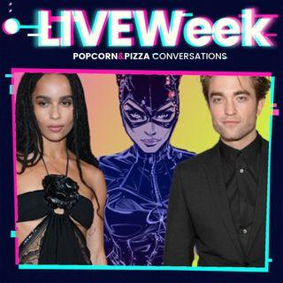 Il cast di The Batman prende forma! (LiveWeek 2 Ep.7)