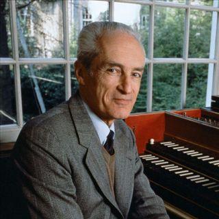 Il Maggio Organistico presenta - Gustav Leonhardt