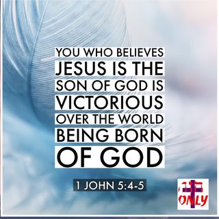 God Gives you Overwhelming Victory in Christ Jesus by the Power of theHoly Spirit