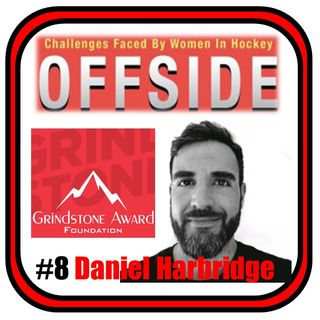 Offside #8 - Daniel Harbridge