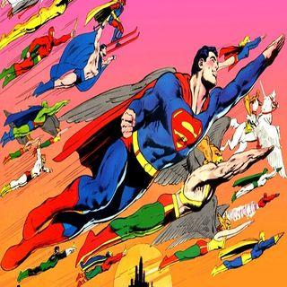 Superhero Talk and Stuff