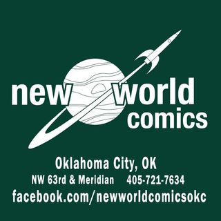 New World Comics Podcast