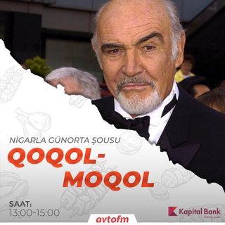 Sean Connery-nin ən sevdiyi yeməklər | Qoqol-moqol #37