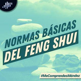 Normas Básicas del Feng Shui #MeComprendesMéndez