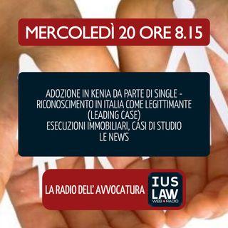 ADOZIONE IN KENIA RICONOSCIUTA IN ITALIA|CONVEGNO A TORINO -ESECUZIONI IMMOBILIARI - Mercoledì 20.6.2018 #Svegliatiavvocatura