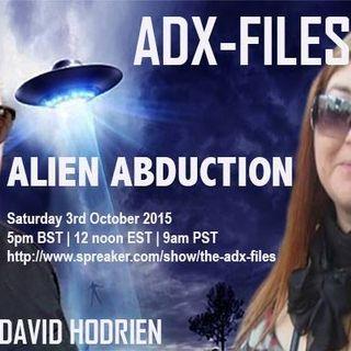 ADX-Files 3 Dave Hodrien