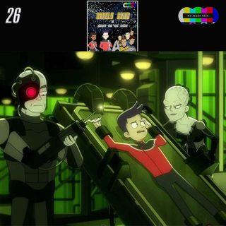 26. Star Trek: Lower Decks 2x08 - I, Excretus