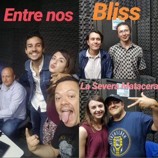 De Panamá, 'Entre Nos'+ Insignias del Rock Ska colombiano 'La Severa Matacera' +Nuevos sonidos con 'Bliss'