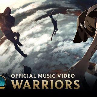 warriors 2WEI feat. Edda Hayes Imagine Dragons