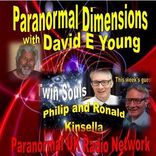Paranormal Dimensions - Philip and Ronald Kinsella - 06/28/2021