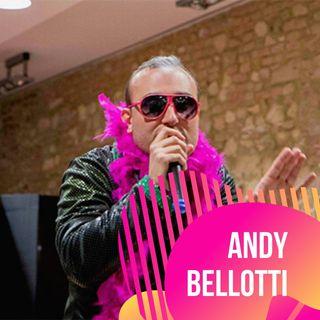 Licei Poliziani nel Mondo - Intervista a Andy Bellotti