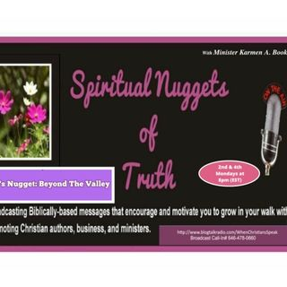 SPIRITUAL NUGGETS OF TRUTH: Beyond The Valley