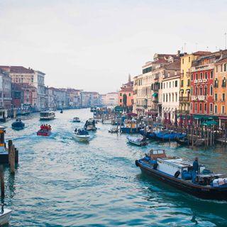 Gründung der Stadt Venedig (am 25.03.0421)