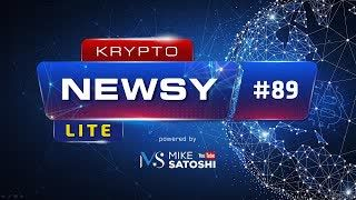 Krypto Newsy Lite #89 | 15.10.2020 | yearn.finance YFI upadnie, Isle of Man: Bitcoin i Ethereum za pieniądze, Stimulus w USA, Trump uległ