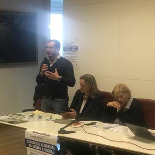 """Conferenza """"Eccedenze Alimentari da Spreco a Risorsa """" Ventimiglia"""