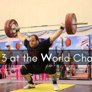 World Champs Day 3 | Blanked by Lu Xiaojun, and Trading World Records
