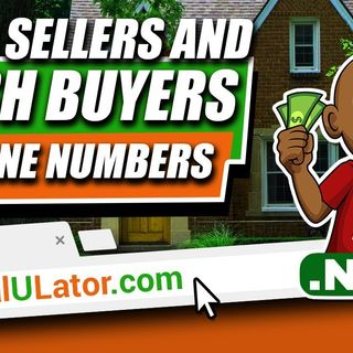 Find Seller and Cash Buyer Phone Numbers to Wholesale - Flip Houses Using Dealulator | Plus Update