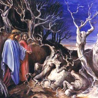 Dante: Pier della Vigna (Inferno XIII)