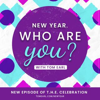 New Year. Who are you?