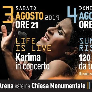 Circleland a Longarone fino a domenica 4 agosto