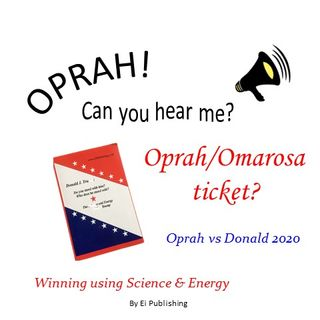 Oprah - Can You Hear Me - 7 - Oprah/Omarosa Ticket?