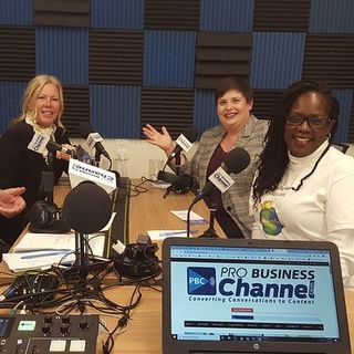 Atlanta Cancer Care Foundation, Pebble Tossers and Kids on the Move for Success on Non Profits Radio