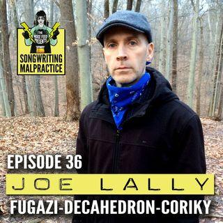 Episode #36 Joe Lally (Fugazi)