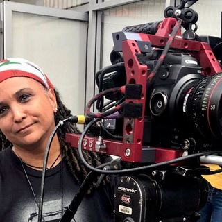 Never Giving Up with Content Creator & Cinematographer Ingrid Abrams