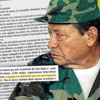 """Matar a Uribe """"no es un trabajo fácil"""": el escrito de Tirofijo contra el expresidente"""