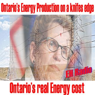 Morning moment Ontario Energy costs The real costs May 26 2017