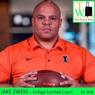 Jake Zweig - Navy SEAL and Football Part 1