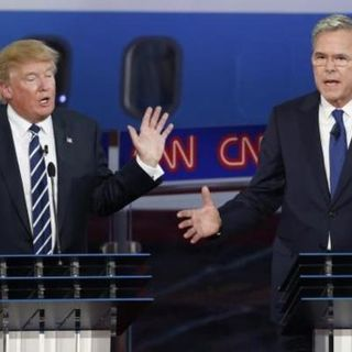 Donald Trump-Jeb Bush feud escalates
