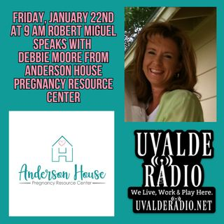 Debbie Moore / Anderson House Pregnancy Resource Center