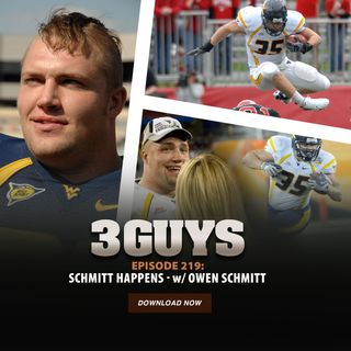 Schmitt Happens - A visit with WVU great Owen Schmitt