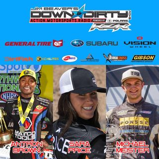 #348 – Antron Brown, Sara Price, & Michael Meister On Air!