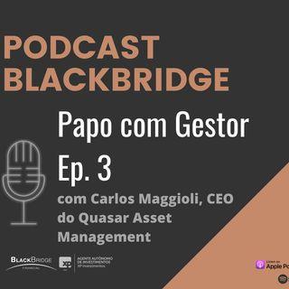 Papo com Gestor #3 - Quasar Asset Management