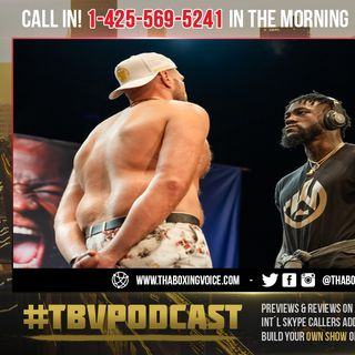 ☎️Tyson Fury: I'm Going To Cheat Again😱Because I'm Going To Smash Wilder's Face In❗️
